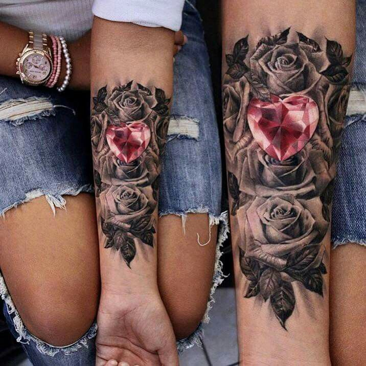 60 Rose Tattoos Best Ideas And Designs For 2020