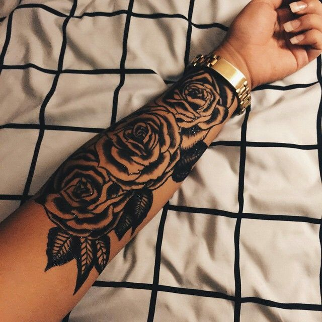 Tattoos For Girls On Arm