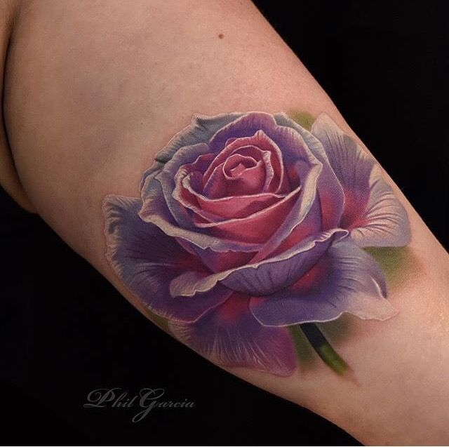 60 Rose Tattoos - Best Ideas and Designs for 2018