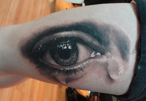 60 Best 3D Tattoos – Meanings, Ideas and Designs for 2020
