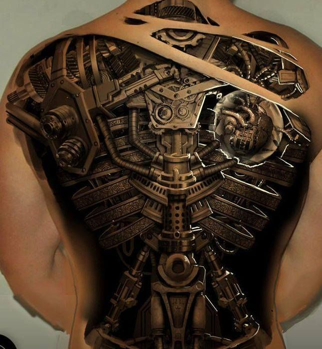 60 Best 3d Tattoos Meanings Ideas And Designs For 2018