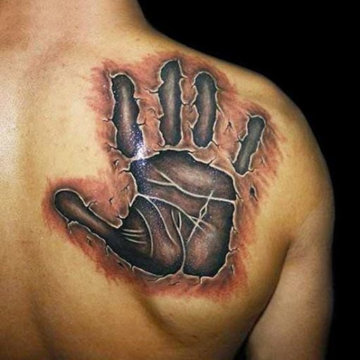 Hands Ambigram Tatoos 3: Meanings, Ideas And Designs For 2019