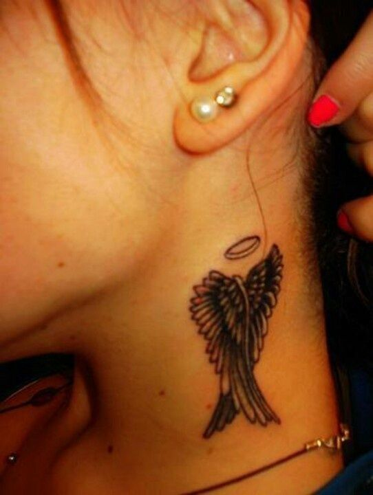 60 Best Angel Tattoos Meanings Ideas And Designs For 2019