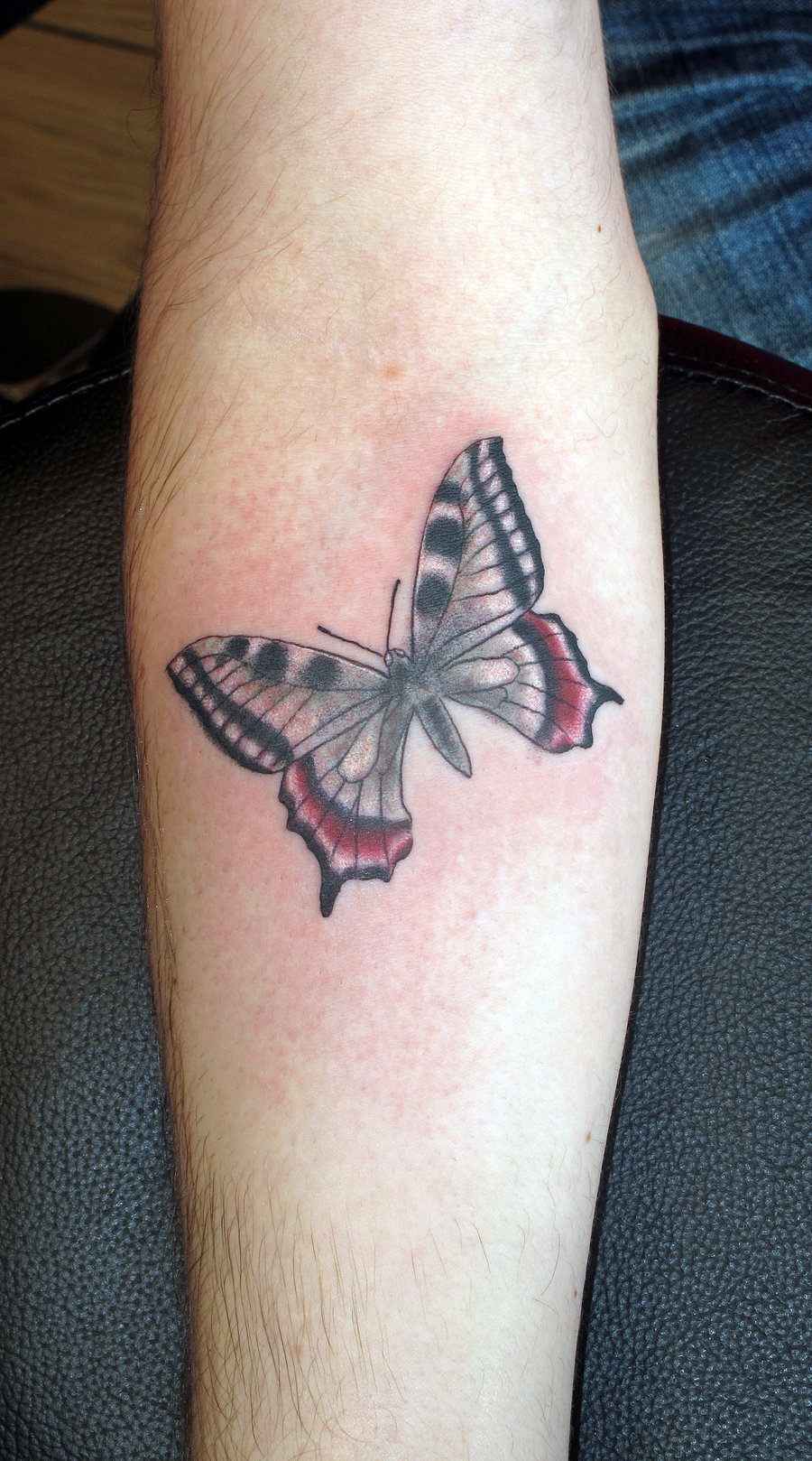 Symbolism of a butterfly landing on you images symbol and sign ideas 60 best butterfly tattoos meanings ideas and designs 2018 butterfly tattoo with vibrant colors buycottarizona buycottarizona