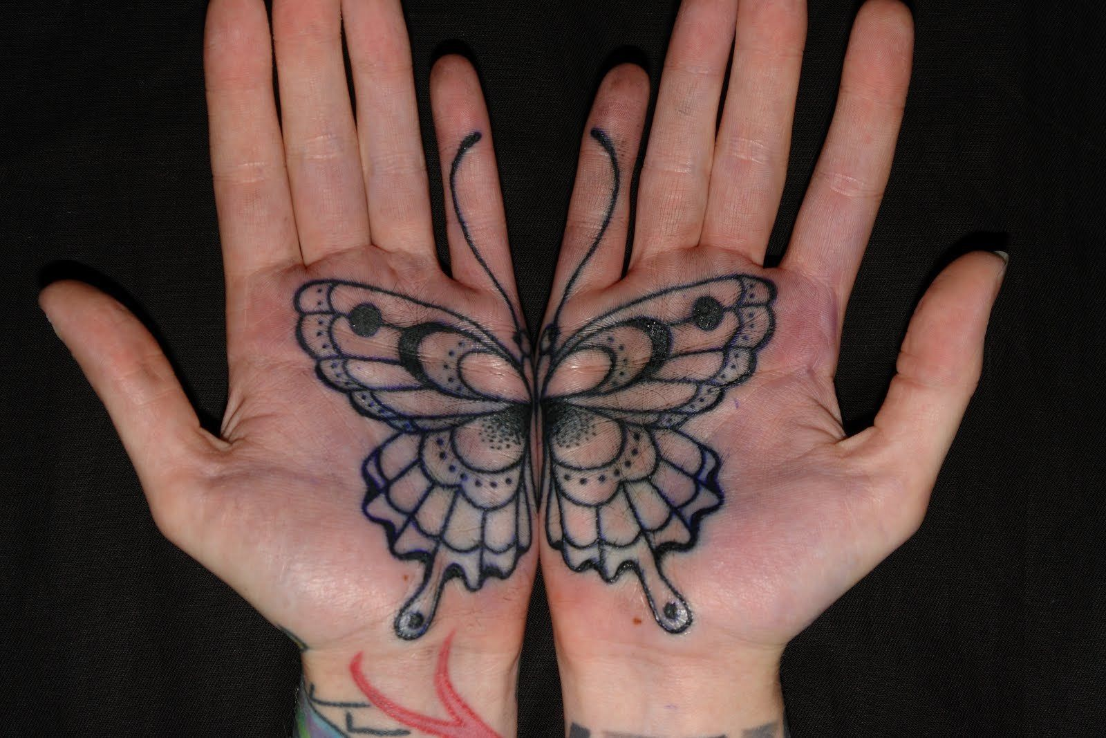 60 best butterfly tattoos meanings ideas and designs 2016 for Butterfly tattoos gallery