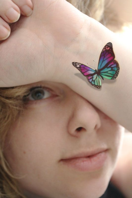 60 Best Butterfly Tattoos Meanings Ideas And Designs 2019