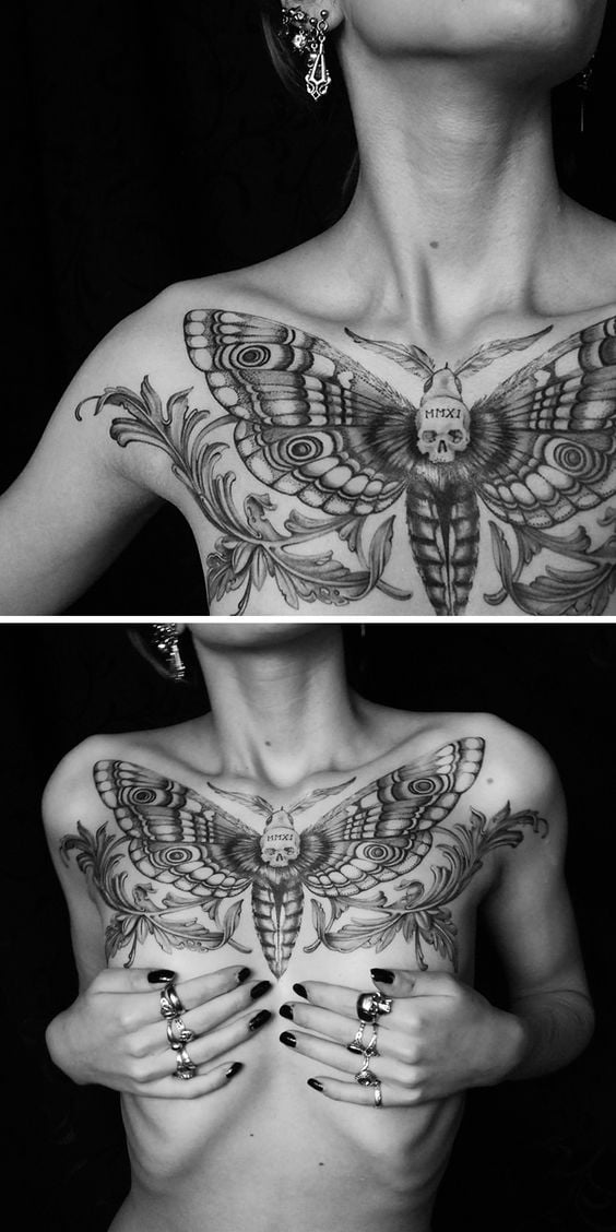 Tattoo Ideas Chest: Meanings, Ideas And Designs For 2016