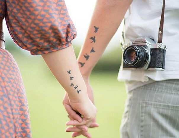 60 Best Couple Tattoos Meanings Ideas And Designs 2019