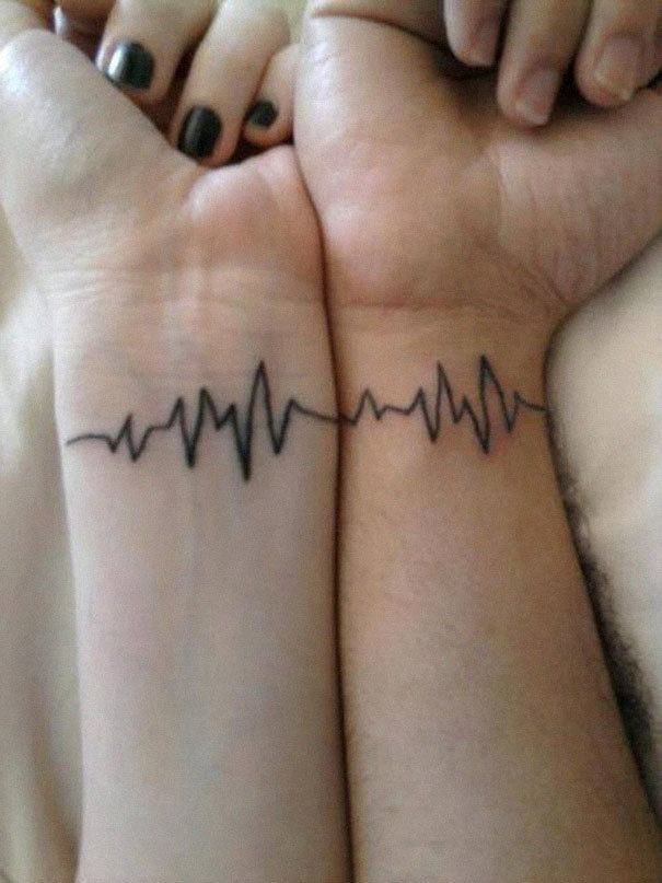 60 Best Couple Tattoos – Meanings, Ideas and Designs 2019