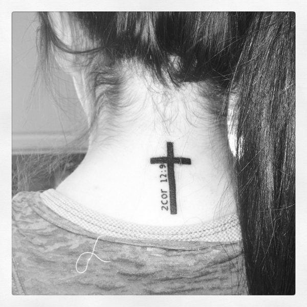 60 Best Cross Tattoos \u2013 Meanings, Ideas and Designs 2020