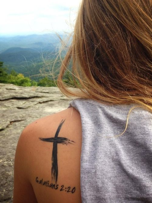 60 Best Cross Tattoos Meanings Ideas And Designs 2020