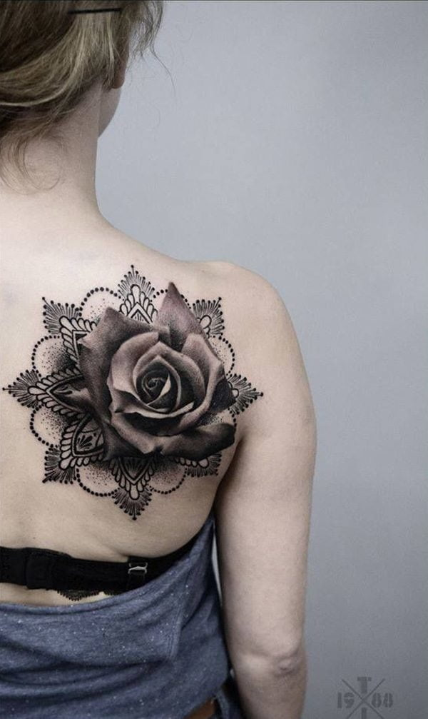 0158f8c5caa4c 60 Best Flower Tattoos – Meanings, Ideas and Designs for 2019
