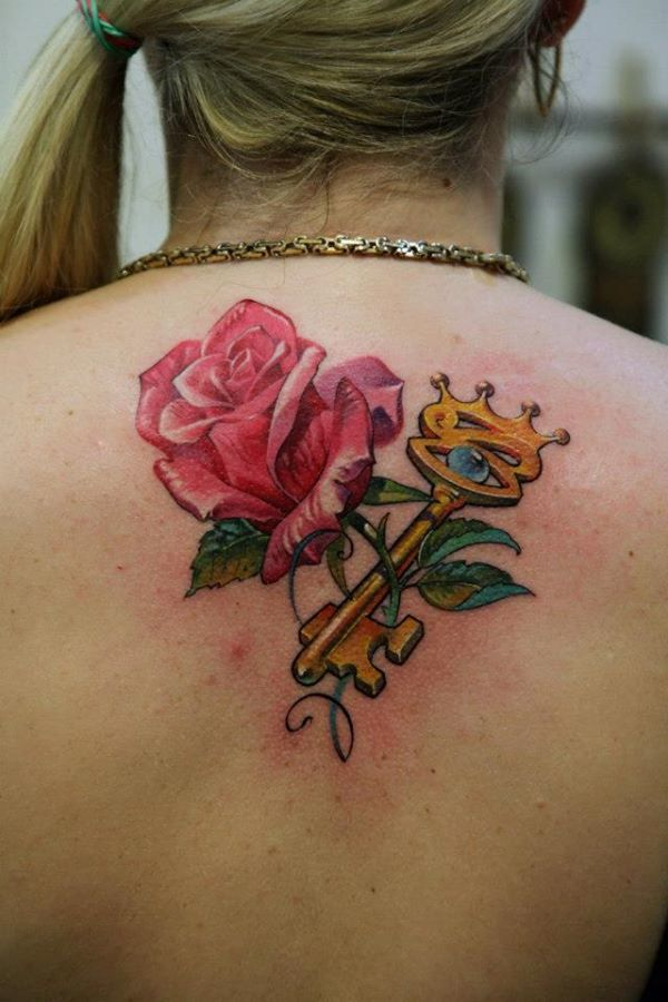 Pink Flower Tattoo: Meanings, Ideas And Designs For 2019