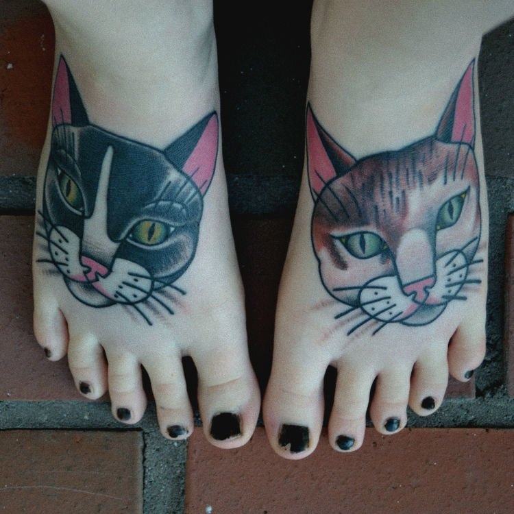 60 Best Foot Tattoos Meanings Ideas And Designs For 2019
