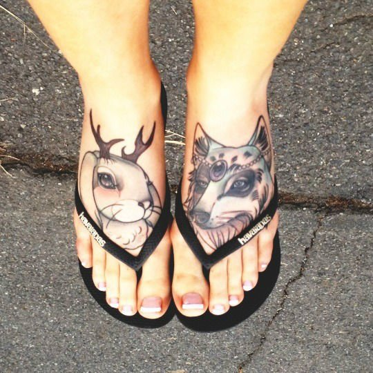 Tattoo For Womens Feet: Meanings, Ideas And Designs For 2019