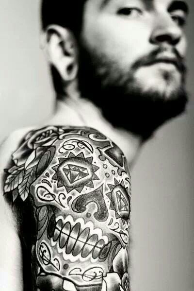 60 Best Skull Tattoos – Meanings, Ideas and Designs 2019