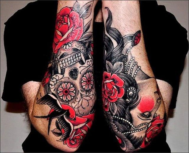 60 Best Skull Tattoos Meanings Ideas And Designs 2019