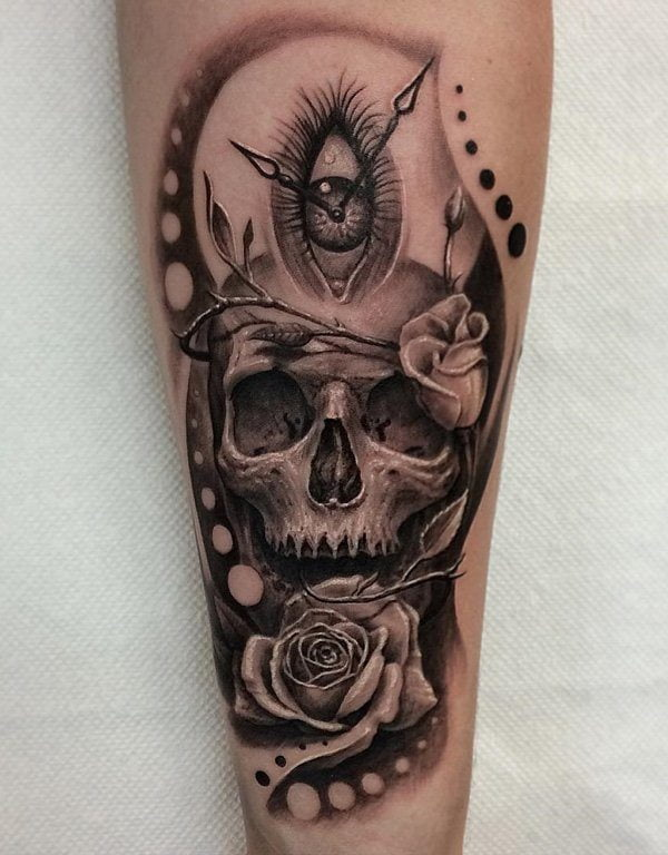 60 Best Skull Tattoos Meanings Ideas And Designs 2016