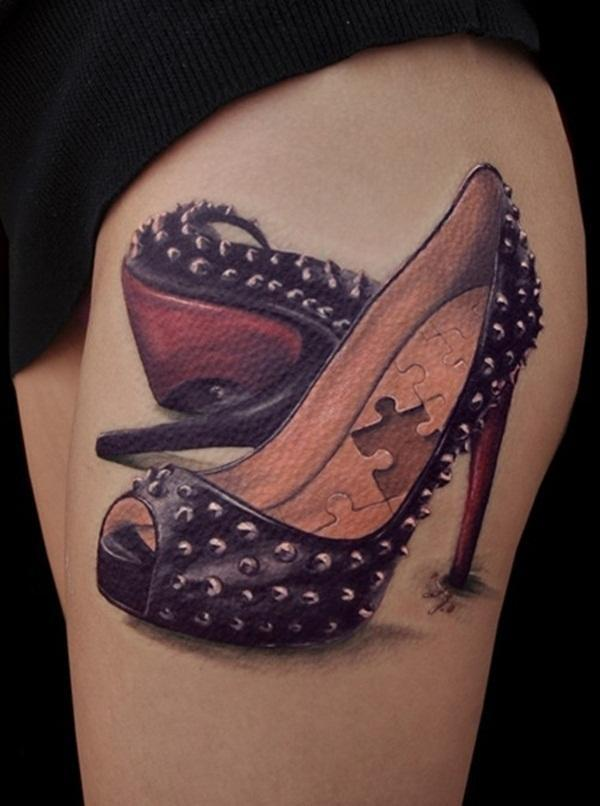 60 Sexy Thigh Tattoos For Women 2019