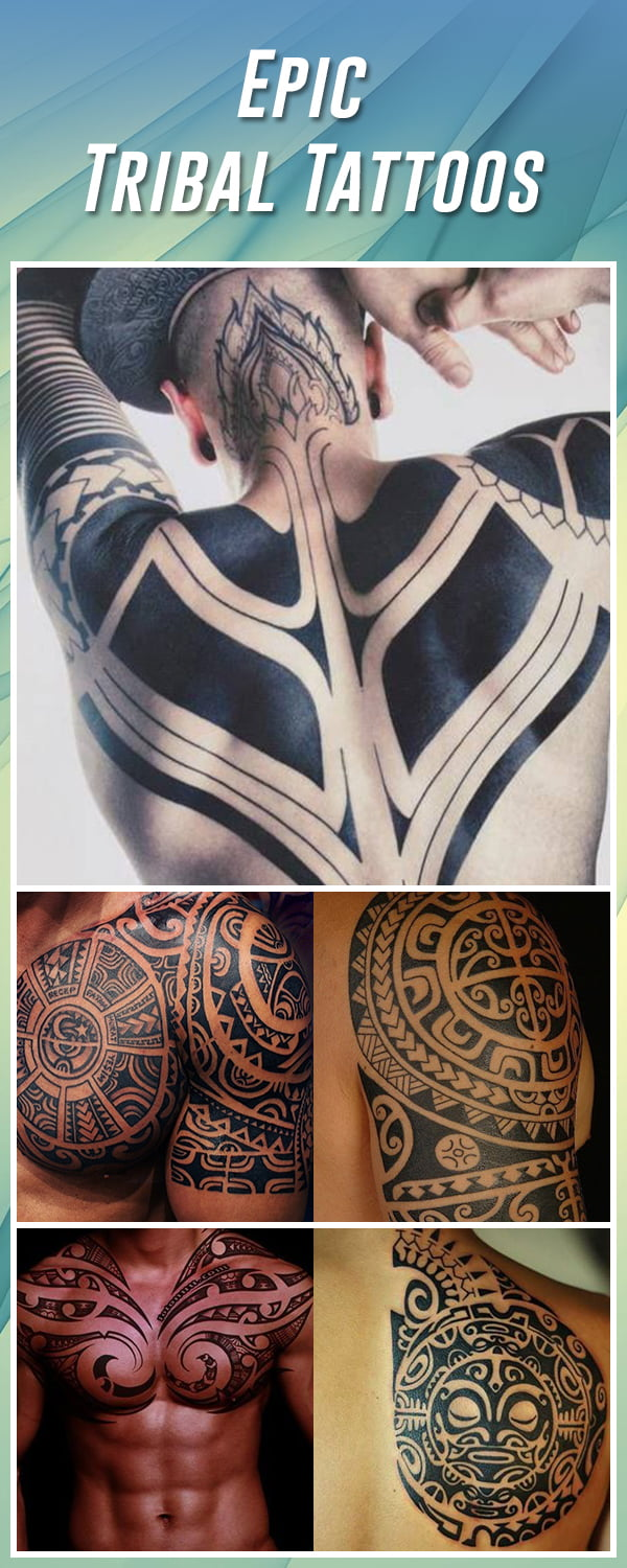 Meaning Of Tribal Tattoo: Meanings, Ideas And Designs 2016