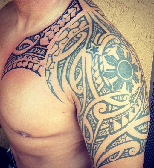 60 Best Tribal Tattoos Meanings Ideas And Designs 2019