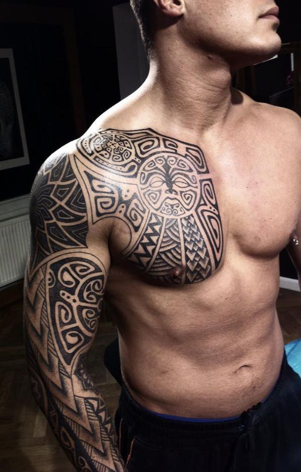 60 best tribal tattoos meanings ideas and designs 2016. Black Bedroom Furniture Sets. Home Design Ideas
