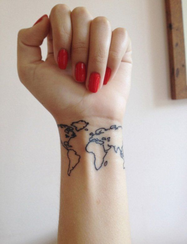 wrist tattoos tattoo designs meanings maps