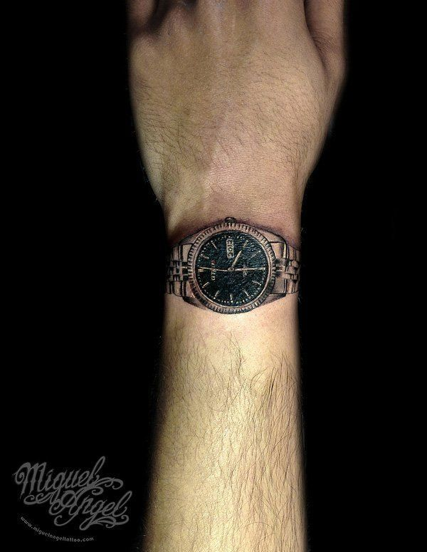 60 Best Wrist Tattoos \u2013 Meanings, Ideas and Designs 2020